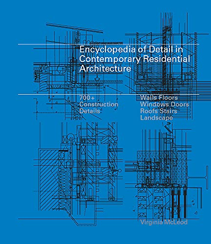 Contemporary Residential Detailing