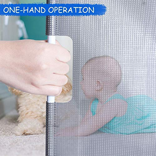 51O9H+0oUPL The 7 Best Retractable Baby Gates of 2021 [Review]