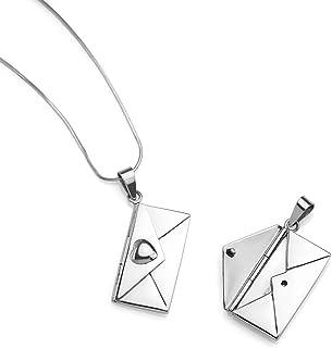 Best envelope pendant necklace Reviews