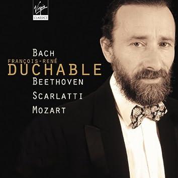 Bach, Beethoven, Mozart & Scarlatti:Sonatas & Encores