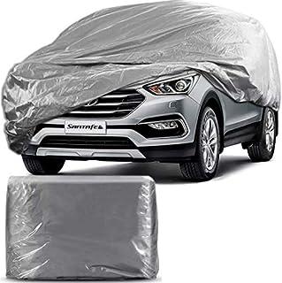 Capa Para Cobrir Carro Forro Impermeável Hyundai Santa Fé Tamanho Gg