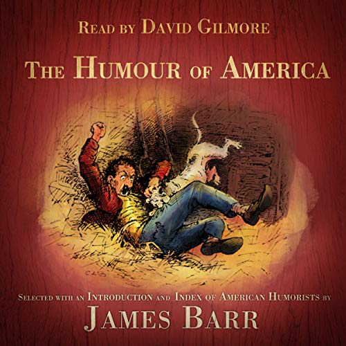 The Humour of America cover art