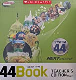 System 44 NEXT Generation: 44Book Read, Talk, Write, Teacher's Edition, Stage C, Common Core, 9780545501118, 0545501113