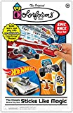 Colorforms Play Set -- Hot Wheels -- The...