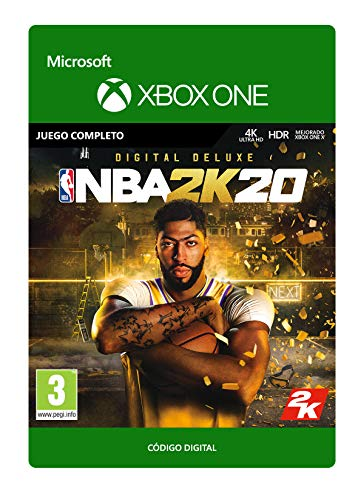 NBA 2K20: Digital Deluxe - Xbox One - Código de descarga
