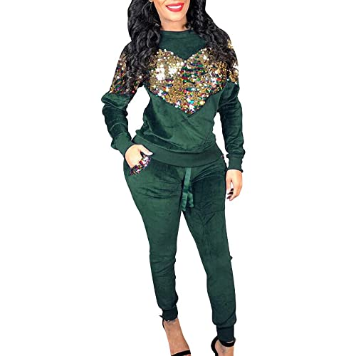 0ea2c5fee6a73 Green Velvet Jumpsuits: Amazon.com