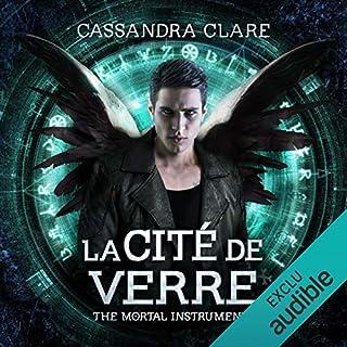 La cité de verre     The Mortal Instruments 3              De :                                                                                                                                 Cassandra Clare                               Lu par :                                                                                                                                 Bénédicte Charton                      Durée : 14 h et 56 min     33 notations     Global 4,5