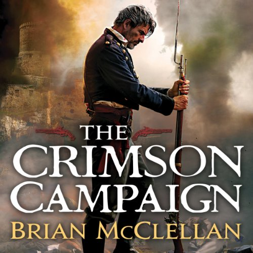 Couverture de The Crimson Campaign