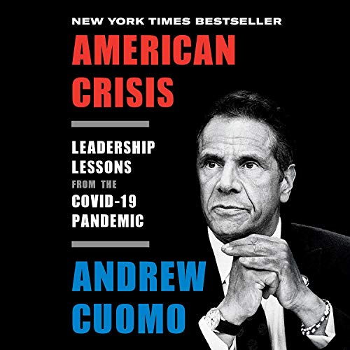 American Crisis Audiobook By Andrew Cuomo cover art