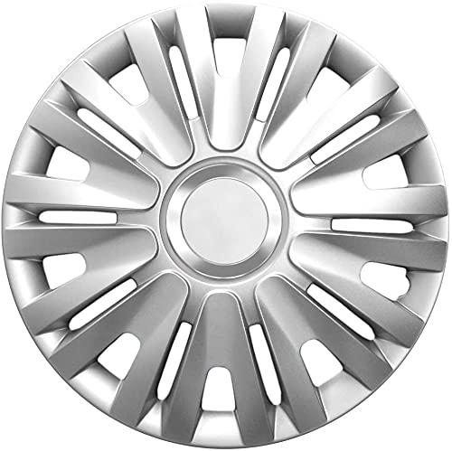 Set de 4 Automotive Tapacubos para Ford S-Max, 15' Hermosos Accesorios Decoración Modificados