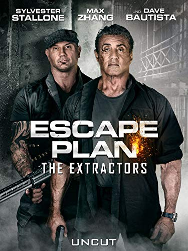 Escape Plan: The Extractors (Uncut)