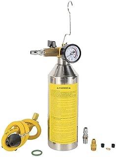 WUPYI Flush Canister Gun Kits,A/C AC Air Conditioner System Flush Canister Gun Kit for R134a R12 R22 R410a R404a,0-17psi,1000ML
