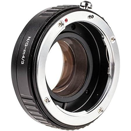 Quenox Fokalreduktor Adapter Für Nikon F Objektiv An Elektronik