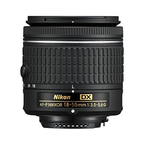 Nikon, obiettivo zoom AF-P DX Nikkor 18-55 mm f/3.5-5.6G