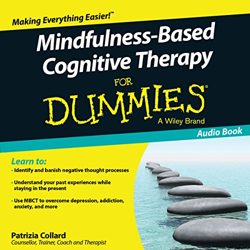 Mindfulness-Based Cognitive Therapy for Dummies cover art