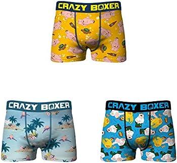 3-Pack Men's Family Guy Boxer Briefs (various sizes)