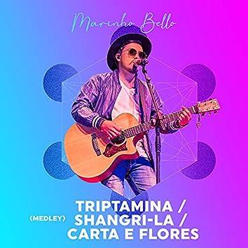 Triptamina / Shangri-La / Carta e Flores
