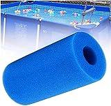 CXYXHW Esponja de filtro tipo A para Intex, filtro de piscina, filtro de spa lavable para spa, filtro de piscina, filtro de espuma para piscina, piscina, acuario, jacuzzi (8 unidades)