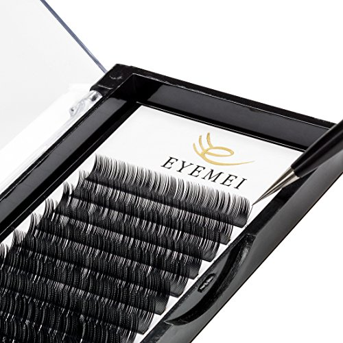 C Curl Mixed Faux Eyelash Extension Supplies