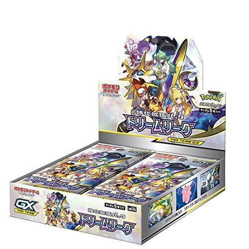 Pokemon TCG – Dream League [SM11b] - ポケモンカードゲーム サン&ムーン 強化拡張パック 「ドリームリーグ」 BOX