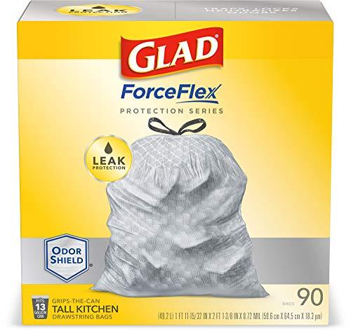 costalitos basura fabricante Glad