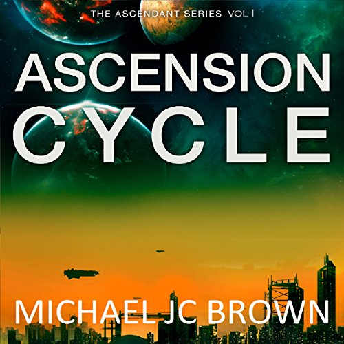 Ascension Cycle audiobook cover art
