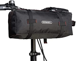 Roswheel 14-20 Inch Foldable Bicycle Handlebar Pannier Shoulder Bag Hand Carry Luggage Bag Cycling Storage Bag
