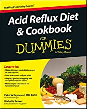 Acid Reflux Diet and Cookbook For Dummies (For Dummies Series)