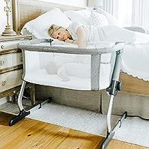 Baby Delight Beside Me Dreamer Bassinet & Bedside Sleeper, Grey