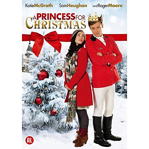 1-DVD SPEELFILM - A PRINCESS FOR CHRISTMAS