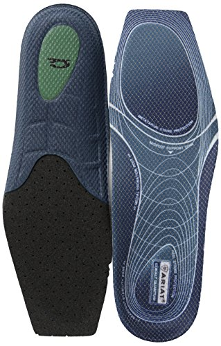 Ariat Women/'s Ats Footbed Round Toe Insole Multi 9