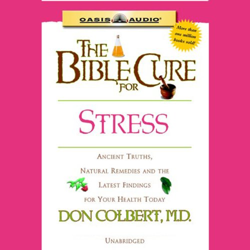 The Bible Cure for Stress cover art