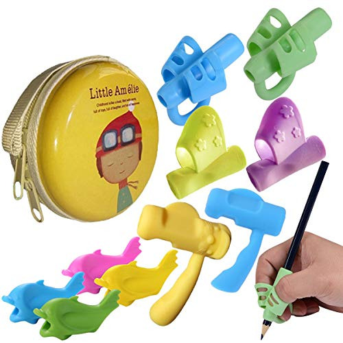 Tanbt Pencil Grips for Kids