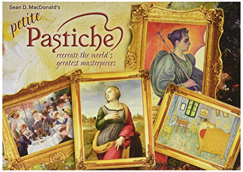 EagleGryphon Games Petite Pastiche Tile Placement Game