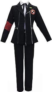 Nsoking Persona 3 Minato Arisato Cosplay Costume Halloween Uniform Outfit