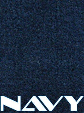Marine Outdoor Bass/Pontoon Boat Carpet/16 oz (Navy, 6'x20')