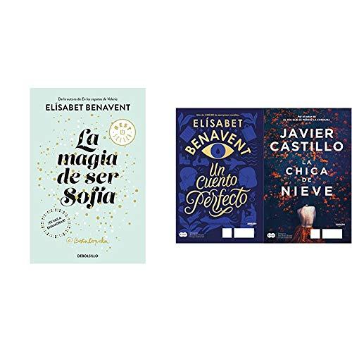 DEBOLSILLO  La magia de ser Sofía (Bilogía Sofía 1) + Promoción fragmento de La chica de nieve y Un cuento perfecto