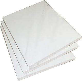 Papel Fotográfico A4 135g Glossy Branco Brilhante Resistente à Água / 1000 folhas