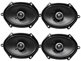 Best 5x7 Speakers - (4) MB QUART FKB168 6x8 200 Watt Car Review