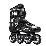 LXLTLB Inline Skates Rollschuh Verstellbare Jungen und Mädchen...
