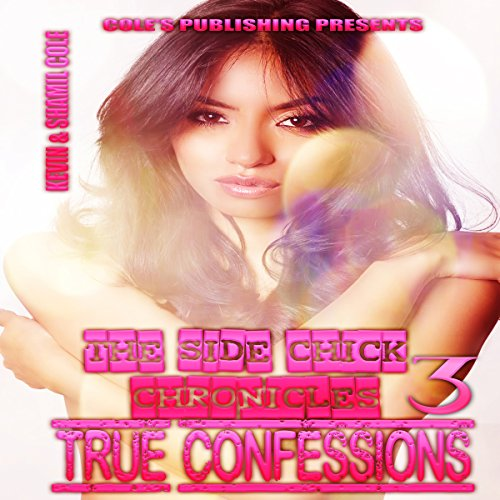 True Confessions audiobook cover art