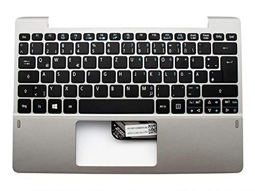 Acer Switch 10 V Pro (SW5-014P) Original Tastatur inkl. Topcase DE (deutsch) schwarz/grau