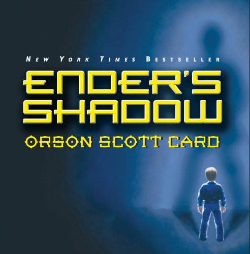 Page de couverture de Ender's Shadow