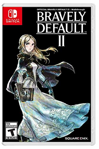 OFFICIAL BRAVELY DEFAULT II : Walkthrough