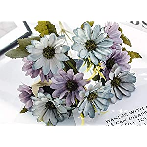 Artificial and Dried Flower Cosmos Plastic Artificial Flowers Artificial Flower Silk Flower Sunflowers Floral Wedding Spent in Home Decoration Flowers