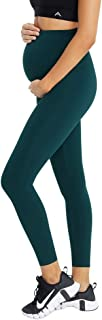 Rockwear Activewear Women's Maternity Fl Tight from Size 4-18 for Full Length Bottoms Leggings + Yoga Pants+ Yoga Tights