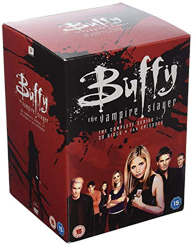 Buffy The Vampire Slayer - Complete Season 1-7 (39 DVDs)
