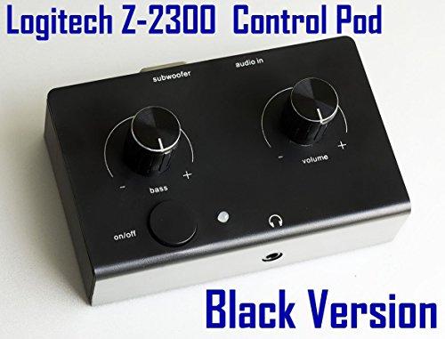 z2300B-UK Logitech Z-2300 Ersatzteil-Fernbedienung für Computerlautsprecher