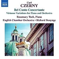 Czerny: Piano Variations