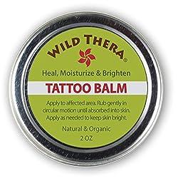 Image of Wild Thera Tattoo Balm....: Bestviewsreviews